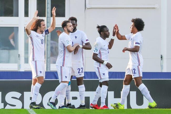 Espoirs : La France défiera les Pays-Bas en quarts !