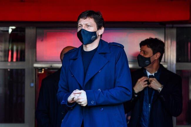 OL-PSG : Leonardo répond à une accusation gênante d'Aulas