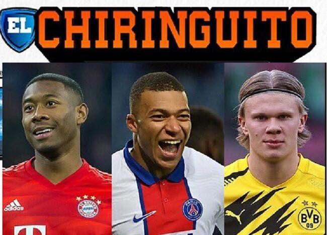 PSG : Pourquoi choisir, le Real veut Mbappé et Haaland