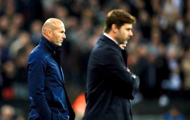 Real Madrid : L'après Zidane ? Le PSG a fait pleurer Florentino Pérez