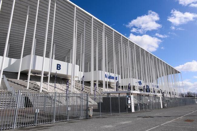 Bordeaux : Une catastrophe de plus, le Matmut Atlantique fermé ?