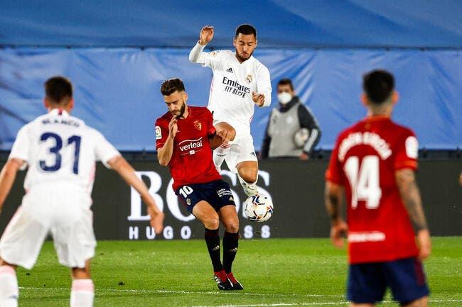 Esp : Le Real Madrid ne laisse pas l'Atlético s'enfuir