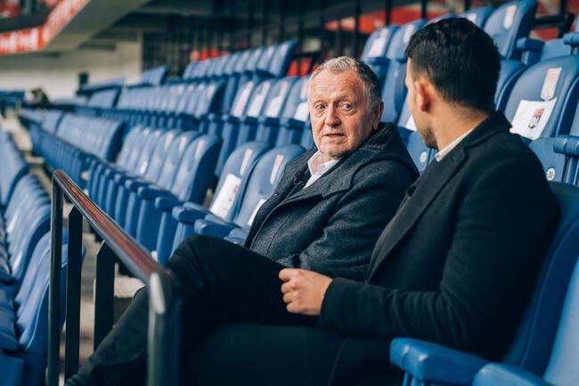 OL : Aulas soutient Garcia comme la corde soutient le pendu