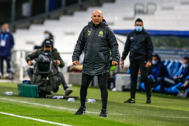 OM: Sampaoli accuse 3 joueurs après Strasbourg