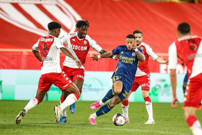 L1 : L'OL reste en vie à Monaco, Cherki ce héros !