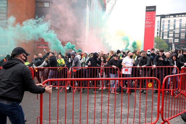 PL : Manchester United - Liverpool reporté