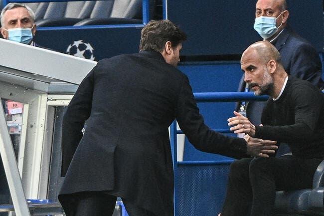 PSG : Guardiola défend Pochettino et dégomme le FC Culture de l'instant