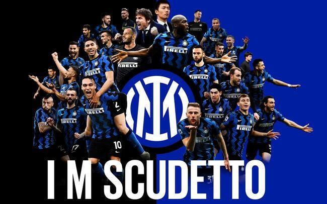 Série A : L'Inter Milan championne d'Italie