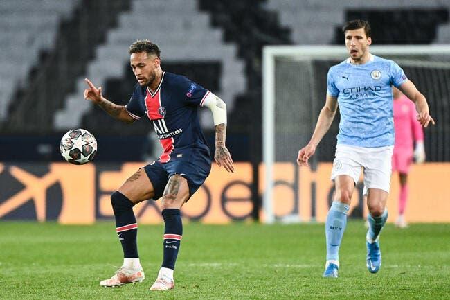LDC : Le groupe du PSG à Manchester City