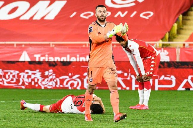 OL : Anthony Lopes, un vrai problème pour Lyon