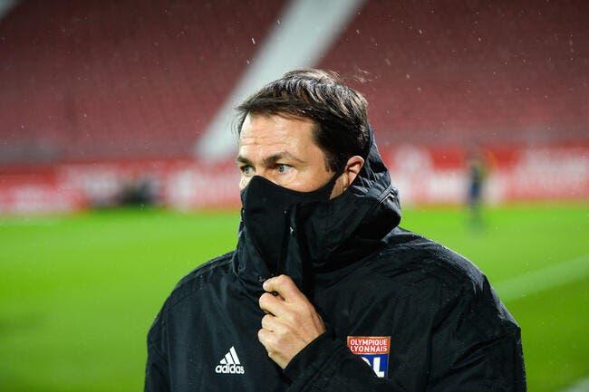 OL : Rudi Garcia annoncé au Spartak Moscou !