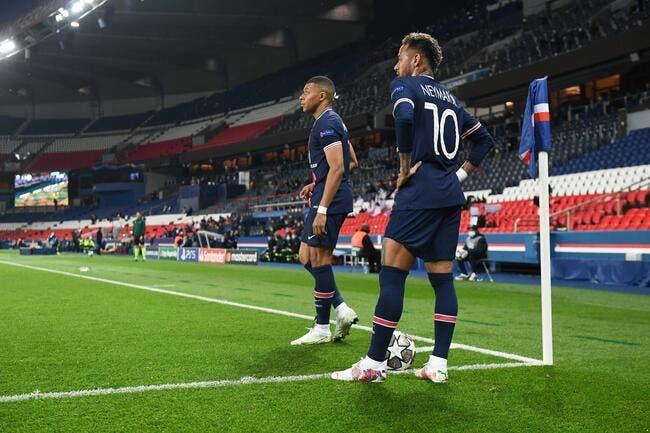PSG : Guardiola défend Neymar et Mbappé
