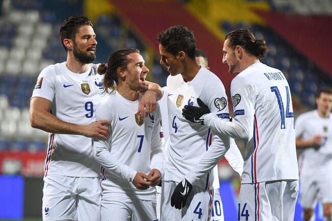 Euro 2021 : Deschamps autorisé à convoquer 26 joueurs