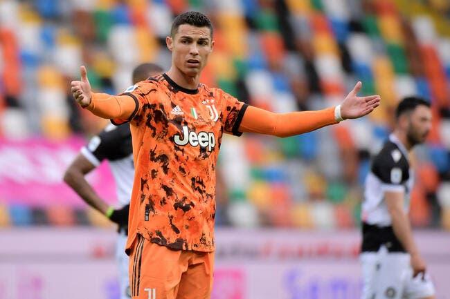 Ita : Cristiano Ronaldo sait où il veut finir sa carrière