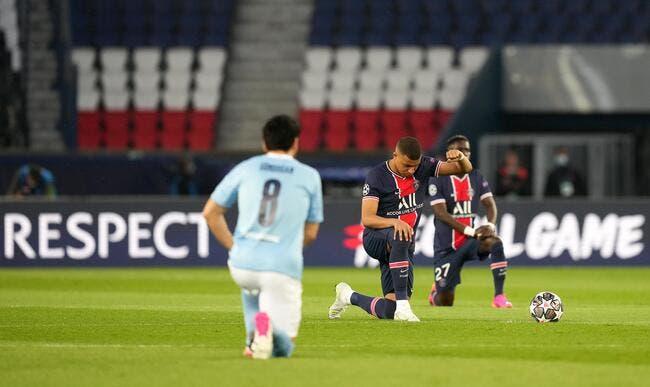 LdC : Manchester City - PSG : les compos (21h00 sur RMC Sport 1)