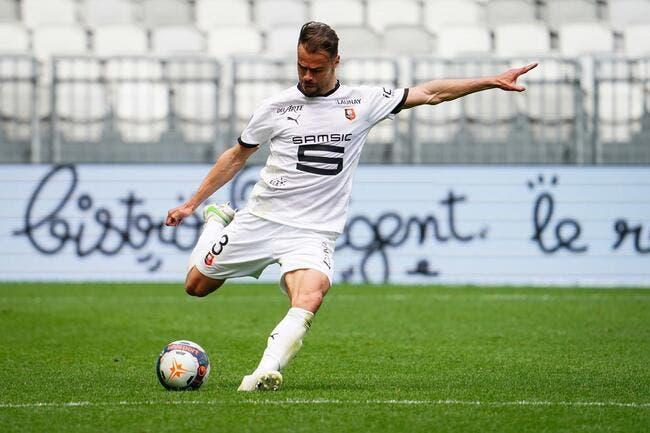 Mercato : Da Silva va quitter Rennes