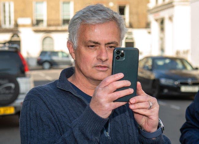 Officiel : L'énorme contre-pied, Mourinho signe à la Roma !