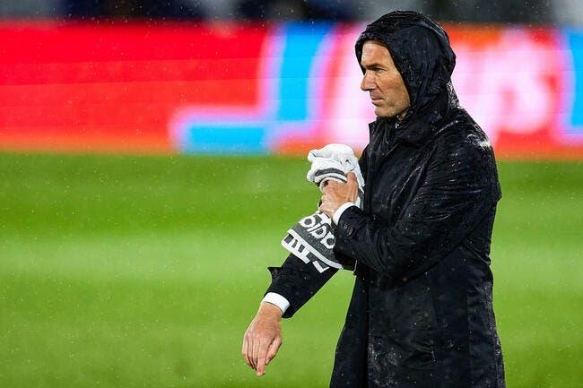 Real Madrid : Une annonce sur un coup de tête, Zidane est prêt