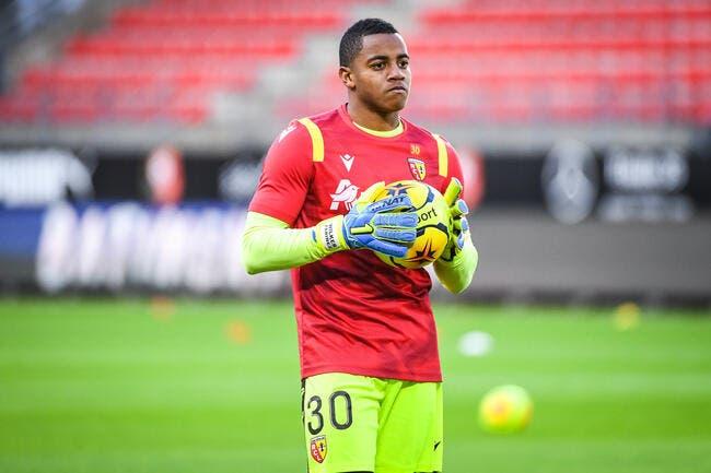 Lens : 3 matchs de Ligue 1, il rêve déjà plus grand