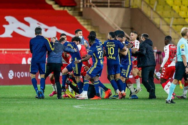 OL : Les Lyonnais agressés à Monaco, Aulas avait raison