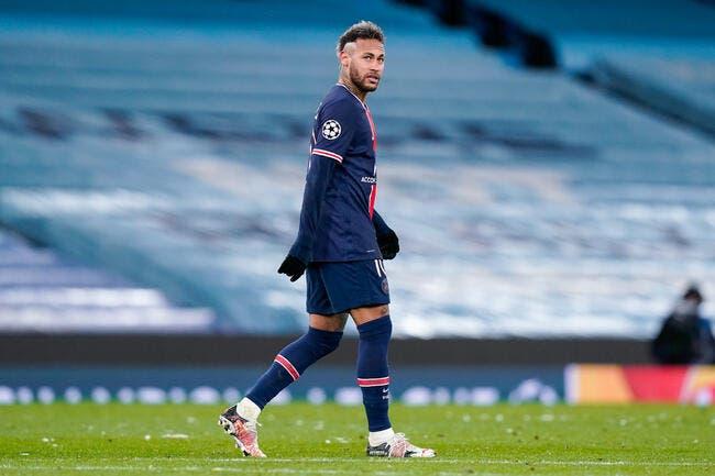 PSG : Paris éliminé, Neymar prend la parole