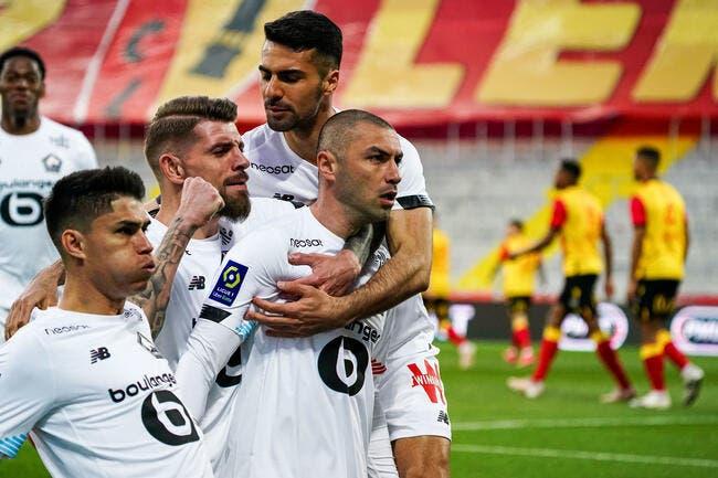 L1 : Lille et Yilmaz se rapprochent un peu plus du titre