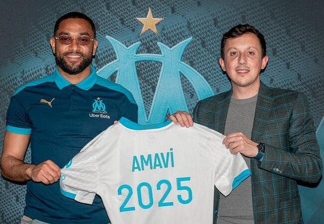Officiel : L'OM annonce la prolongation de Jordan Amavi
