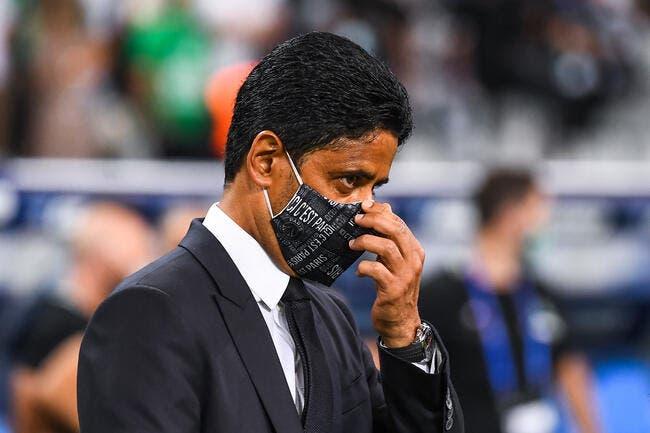 PSG: Neymar n'a pas prolongé, Al-Khelaïfi s'adresse au Barça