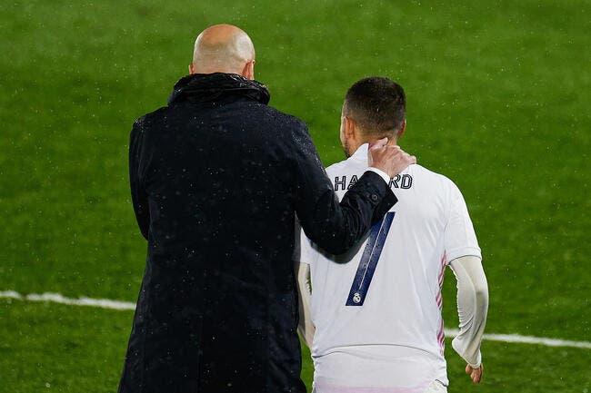 Real Madrid : La polémique Hazard, l'énorme réponse de Zidane