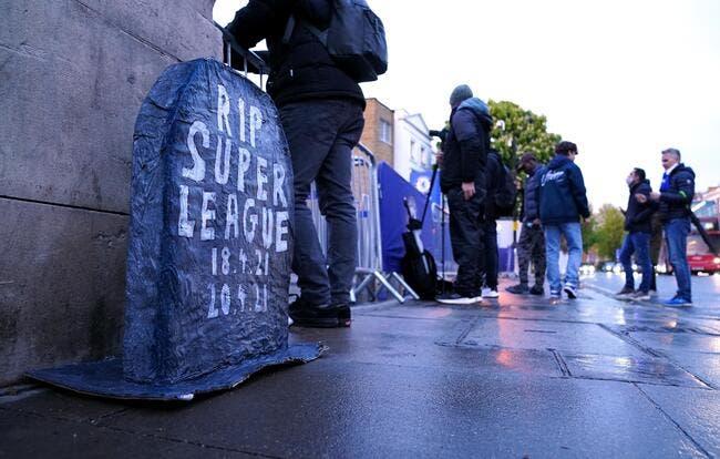 Super League : L'UEFA tape sur 9 clubs, et c'est pas fini