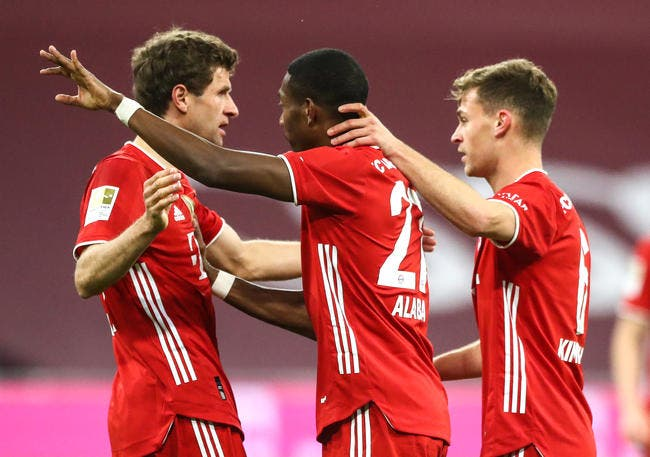 All : Le Bayern Munich champion d'Allemagne sans jouer !