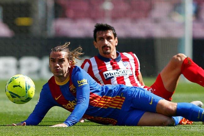 Esp : Le Barça et l'Atlético font le jeu du Real Madrid !