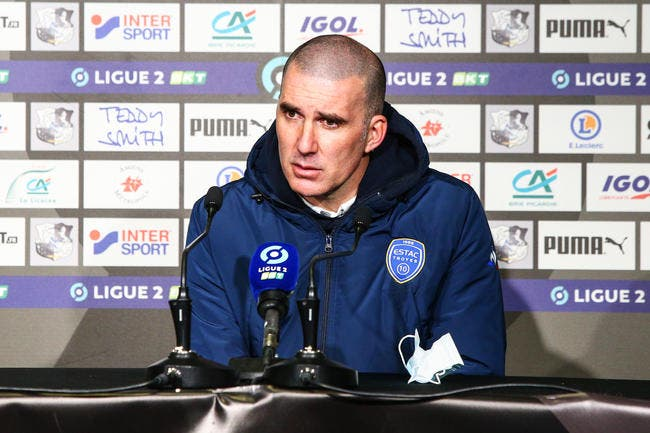 L1 : Batlles va lâcher Troyes pour Montpellier