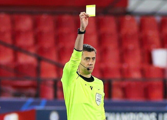 L1 : Clément Turpin, l'arbitre n°1 accusé de «tuer la Ligue 1»