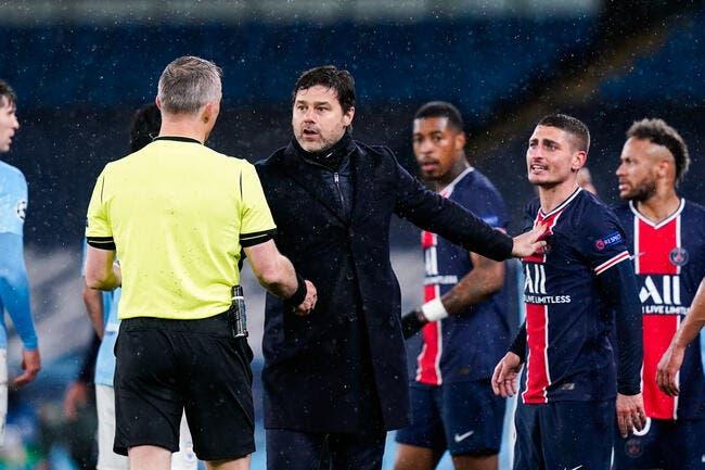 PSG : L'arbitre a bien insulté Marco Verratti
