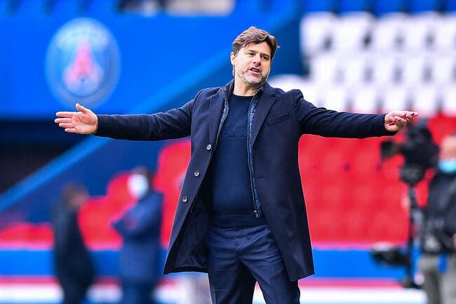 PSG : Pochettino règle ce bug XXL 100% parisien
