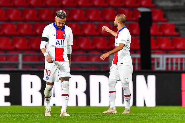 L1 : Le PSG craque, le titre s'envole à Rennes !