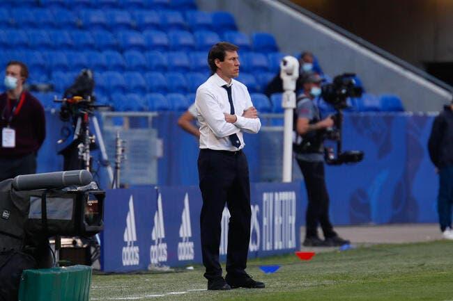 OL : Lâché par Lyon, Garcia a une touche en Italie