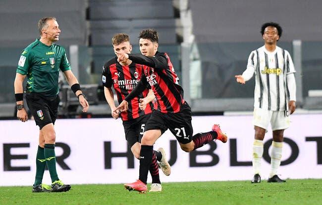 Serie A : L'AC Milan écrase la Juventus, Pirlo en danger !