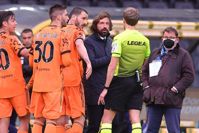 Juventus : Andrea Pirlo viré ce lundi ?