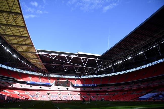 LdC : La finale va se jouer à Wembley !