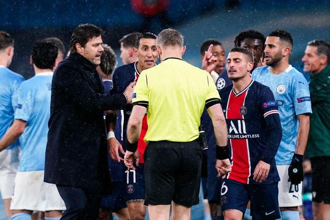PSG : 110 cartons jaunes, Verratti fait voir rouge à Larqué