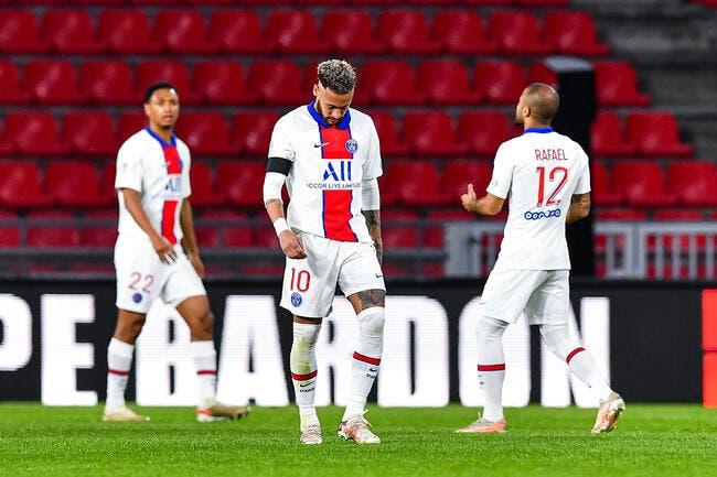 PSG : Paris n'a pas respecté la L1, la sanction tombe