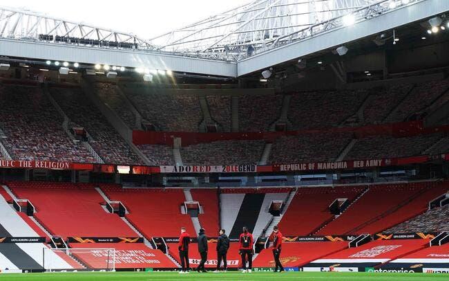 SuperLigue : 23 ME par an, la facture salée de Manchester United !