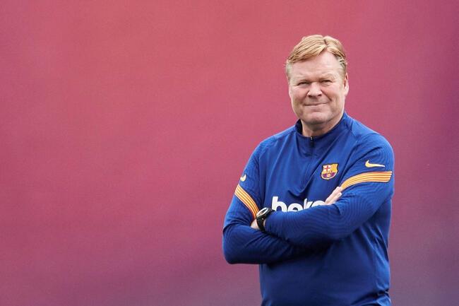 Esp : Koeman admet être en danger à Barcelone