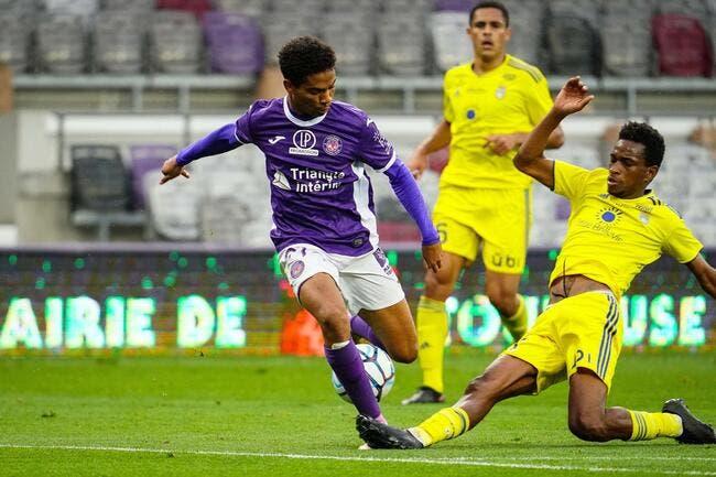 L2 : Toulouse cale, Clermont à 99% en Ligue 1