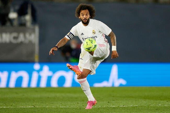 Madrid : Marcelo viré par Zinedine Zidane