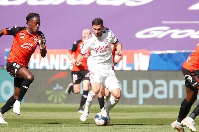 OL : Zidane veut Aouar au Real Madrid
