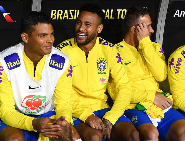 PSG: Neymar mêle le Brésil à ses soucis avec le Paris SG
