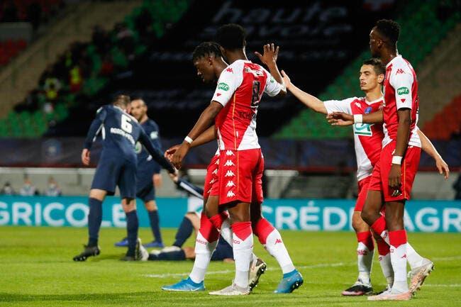 CdF : Pas d'exploit, Monaco rejoint le PSG en finale !
